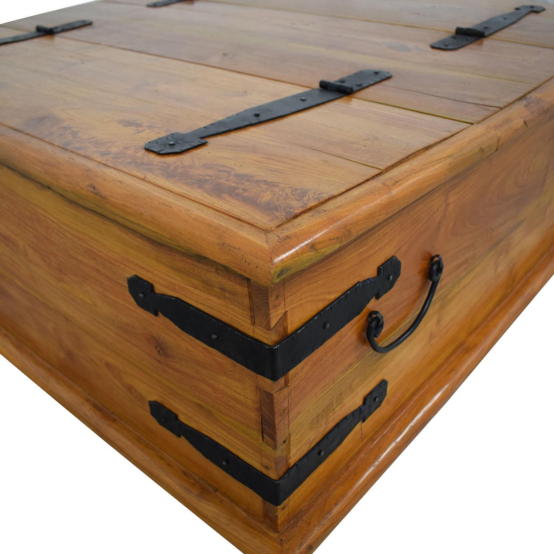 Macys Sell: Macy's Macy's Storage Coffee Table / Tables