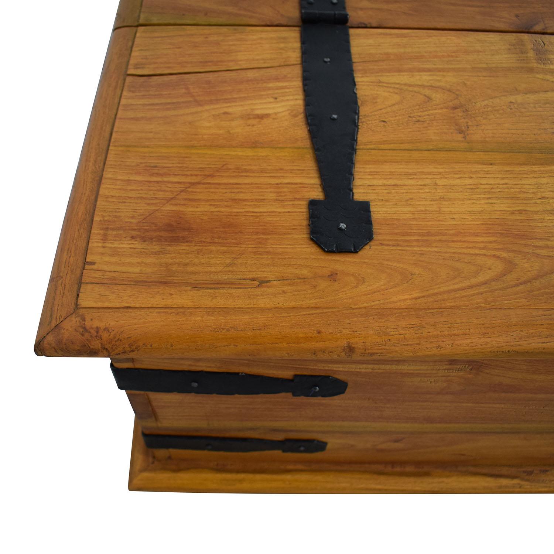 Macy's Macy's Storage Coffee Table