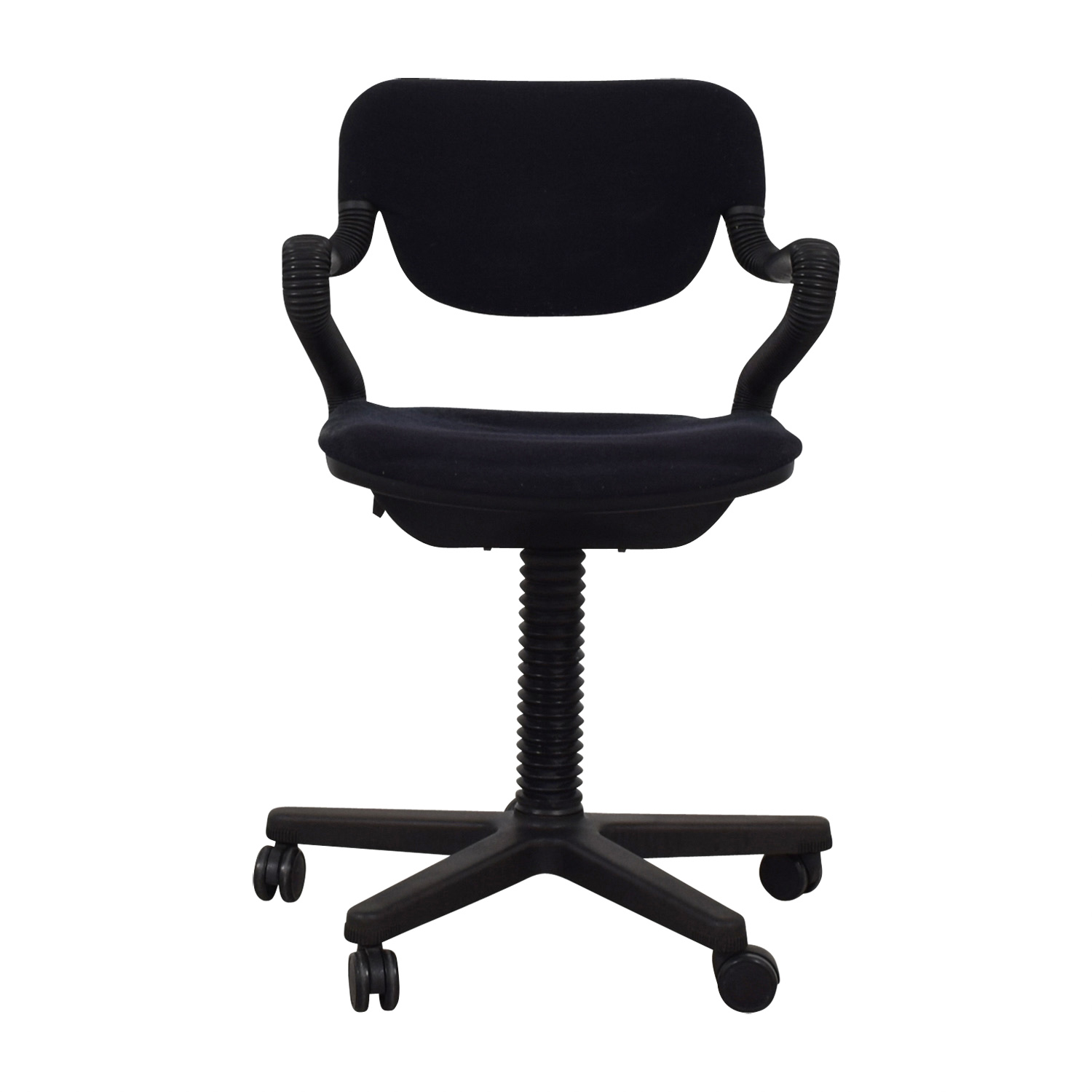 buy  Vintage Black Desk Arm Chair online