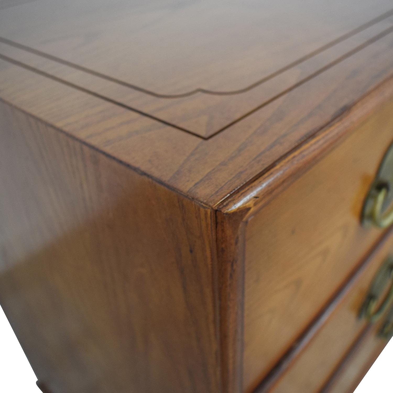 Nine-Drawer Dresser second hand