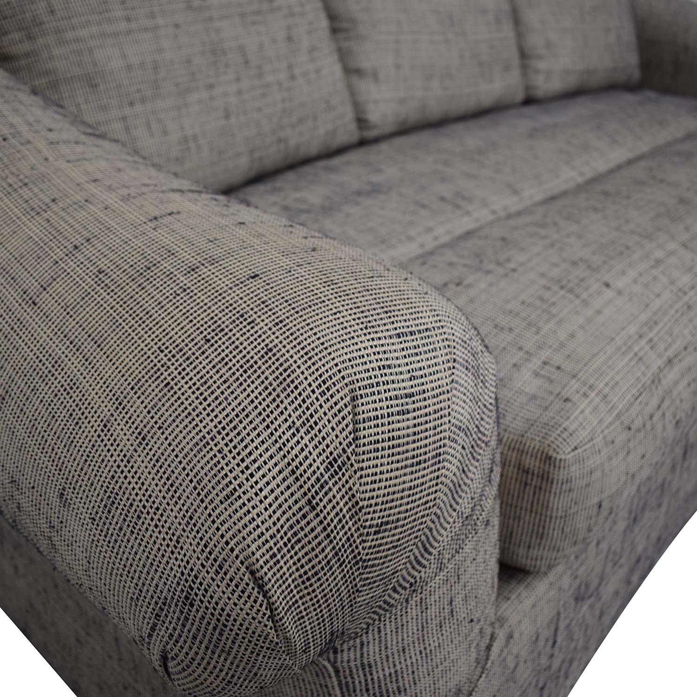 Fabulous 90 Off Bernhardt Bernhardt Flair Collection Single Cushion Sofa Sofas Caraccident5 Cool Chair Designs And Ideas Caraccident5Info