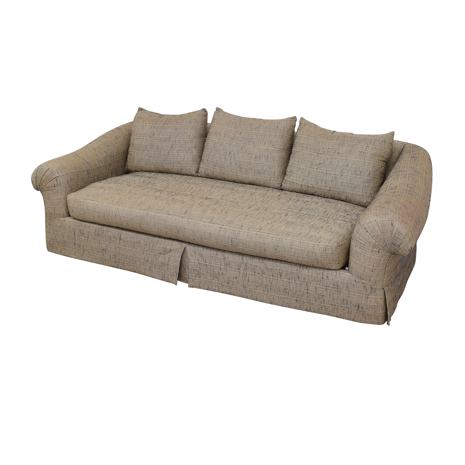 Awesome 90 Off Bernhardt Bernhardt Flair Collection Single Cushion Sofa Sofas Caraccident5 Cool Chair Designs And Ideas Caraccident5Info