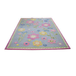 Multi-Colored Floral Rug coupon