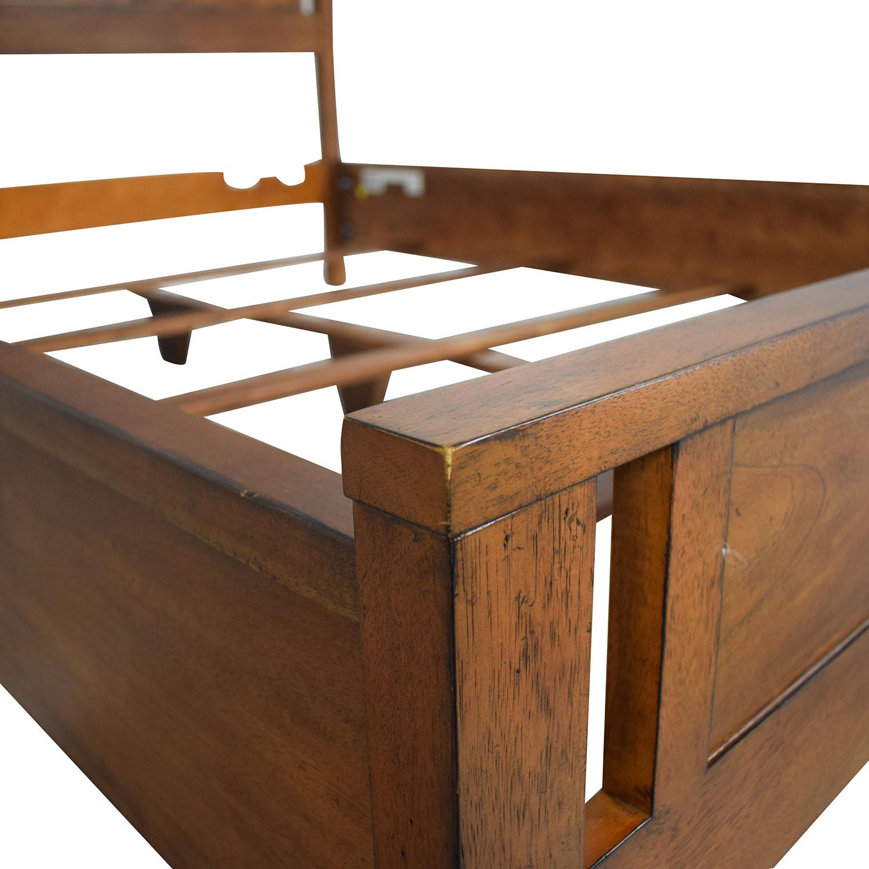 Ethan Allen Ethan Allen Dexter Queen Bed Frame Beds