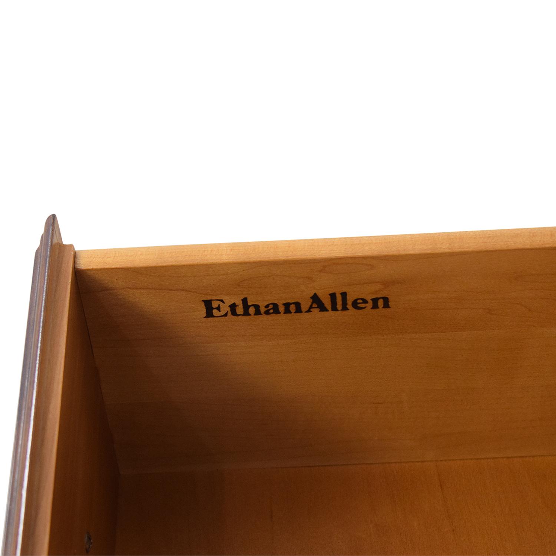 shop Ethan Allen Six-Drawer Clothing Armoire Ethan Allen Wardrobes & Armoires