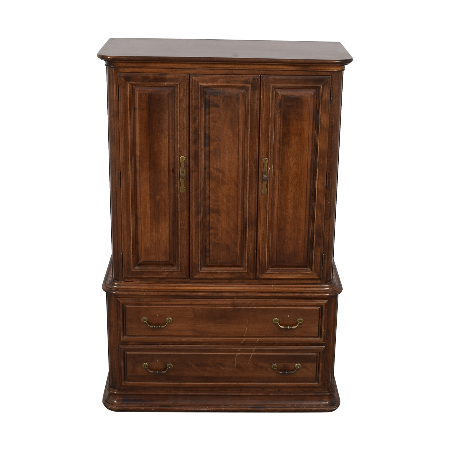Ethan Allen Ethan Allen Six-Drawer Clothing Armoire Wardrobes & Armoires