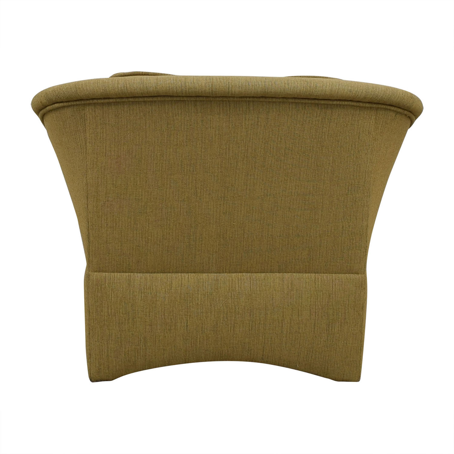 Beige Long Chaise Lounge