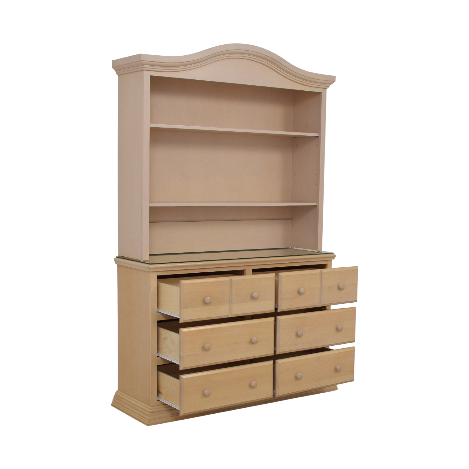buy Modern Six-Drawer Dresser  Storage