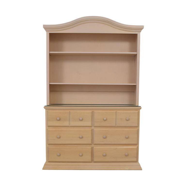 Modern Six-Drawer Dresser