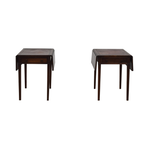 Extendable End Tables on sale