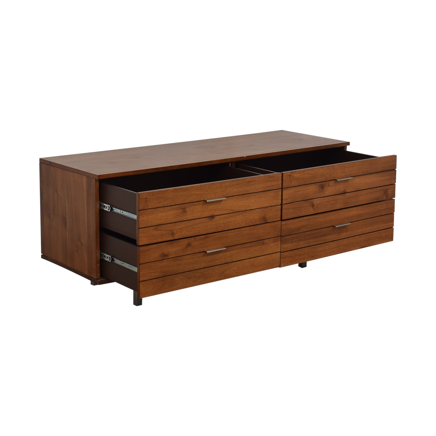 CB2 CB2 Junction Four-Drawer Dresser nj