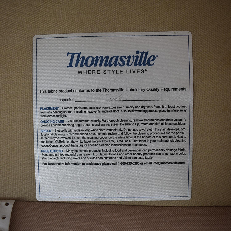 Thomasville Thomasville Highlife Three-Seat Sofa second hand