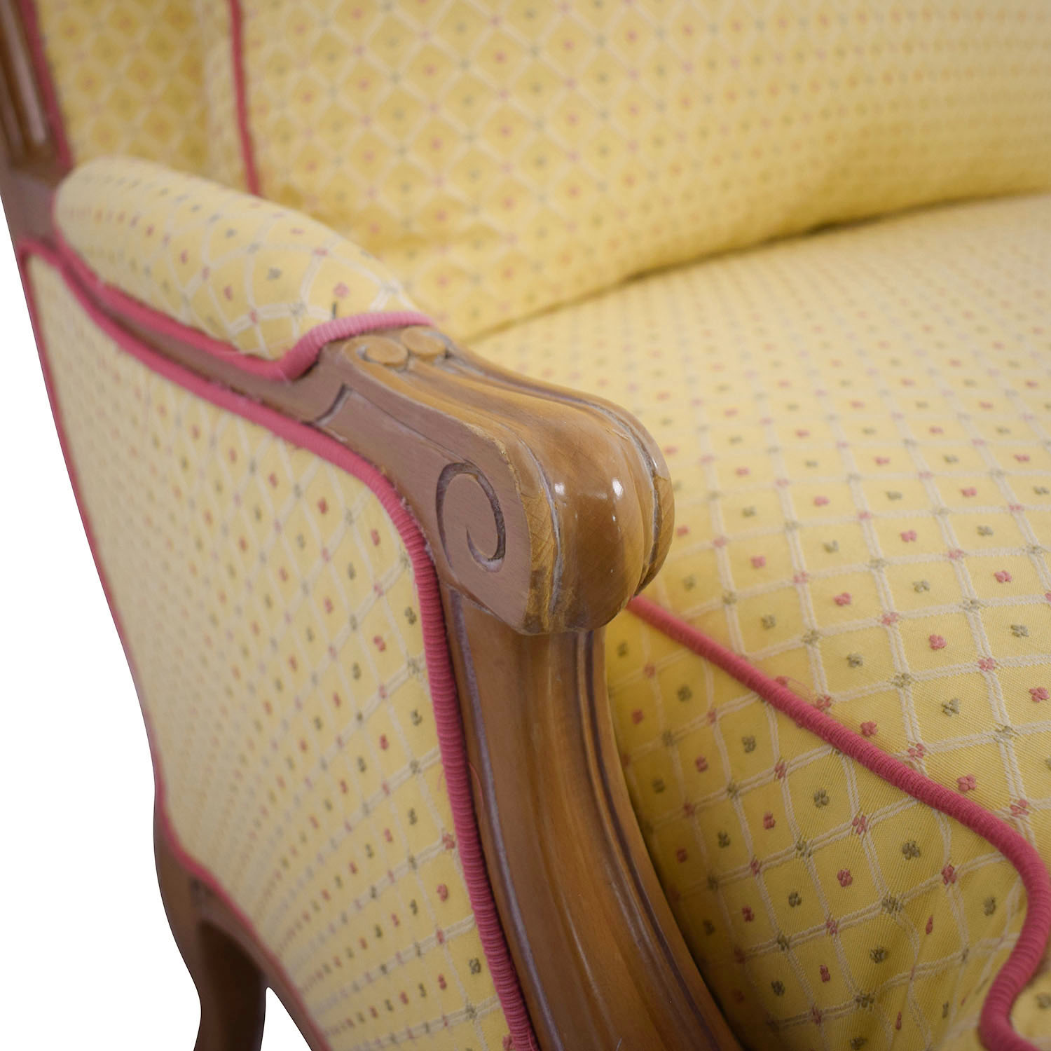 Ashley Manor Ashley Manor Chair with Ottoman nyc