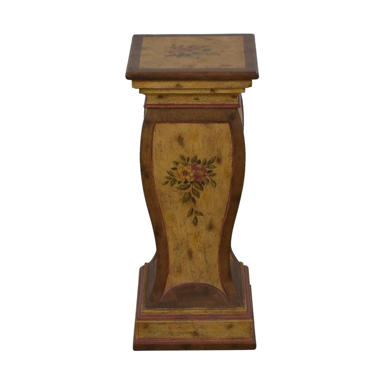 shop  Floral Pedestal online