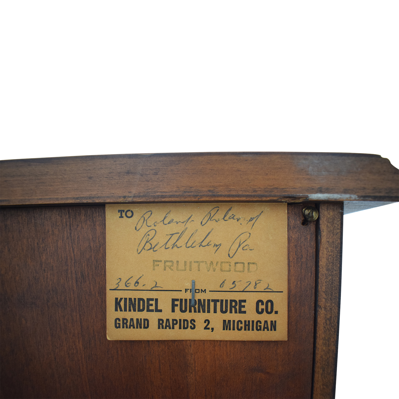Kindel Kindel Four-Drawer Dresser coupon
