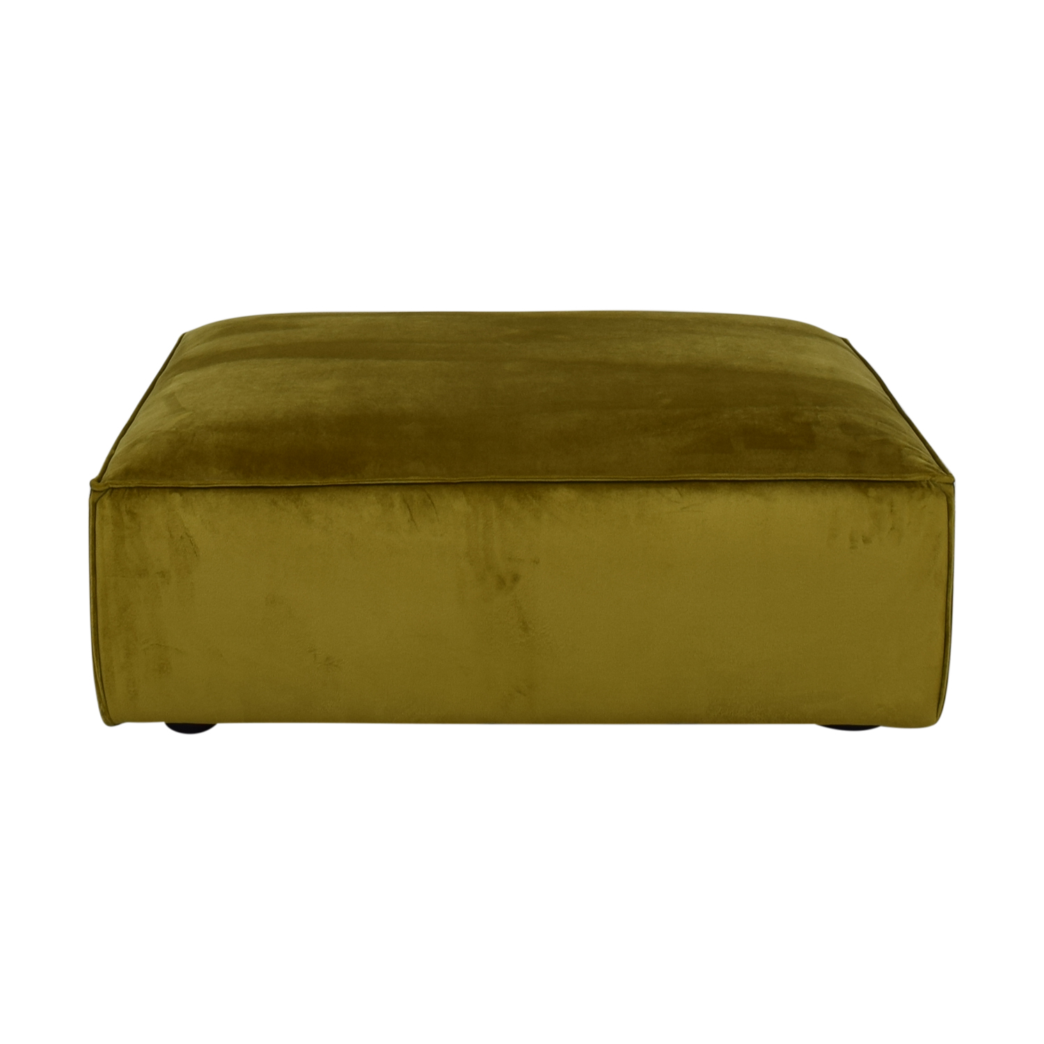 Interior Define Fabric Ottoman