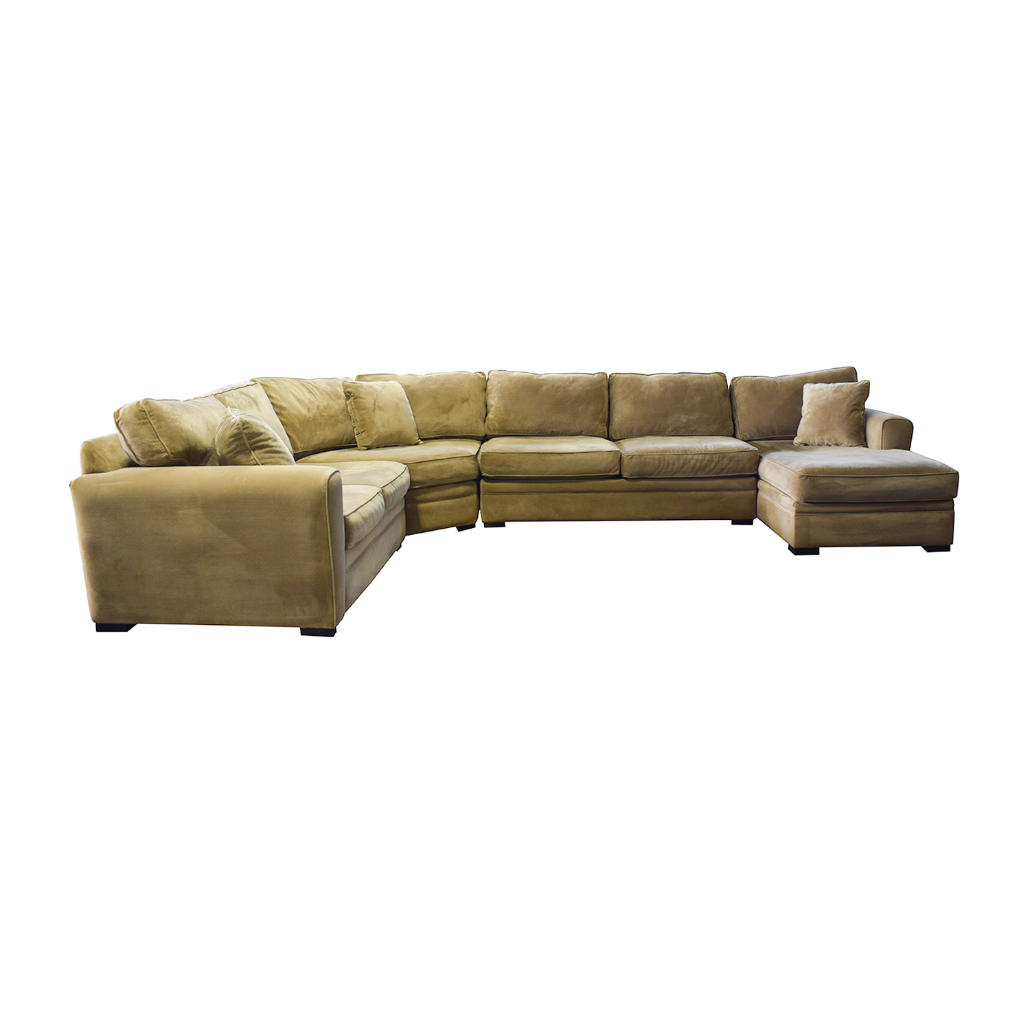 Raymour & Flanigan Raymour & Flanigan L-Shaped Sectional Sectionals