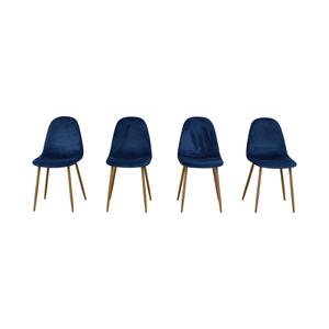 shop AllModern AllModern Velvet Side Chair Set online
