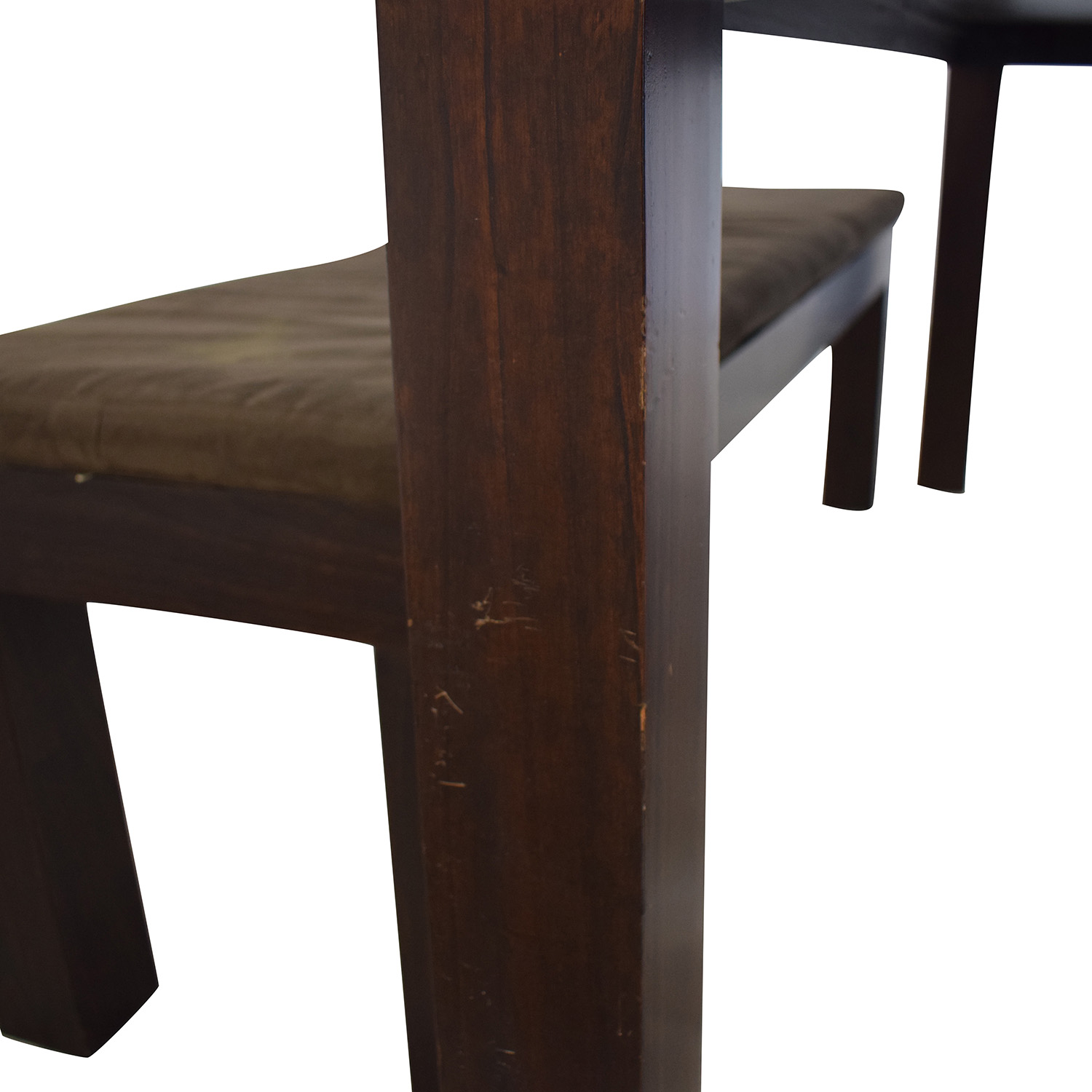 CB2 CB2 Indie Dining Table with Benches