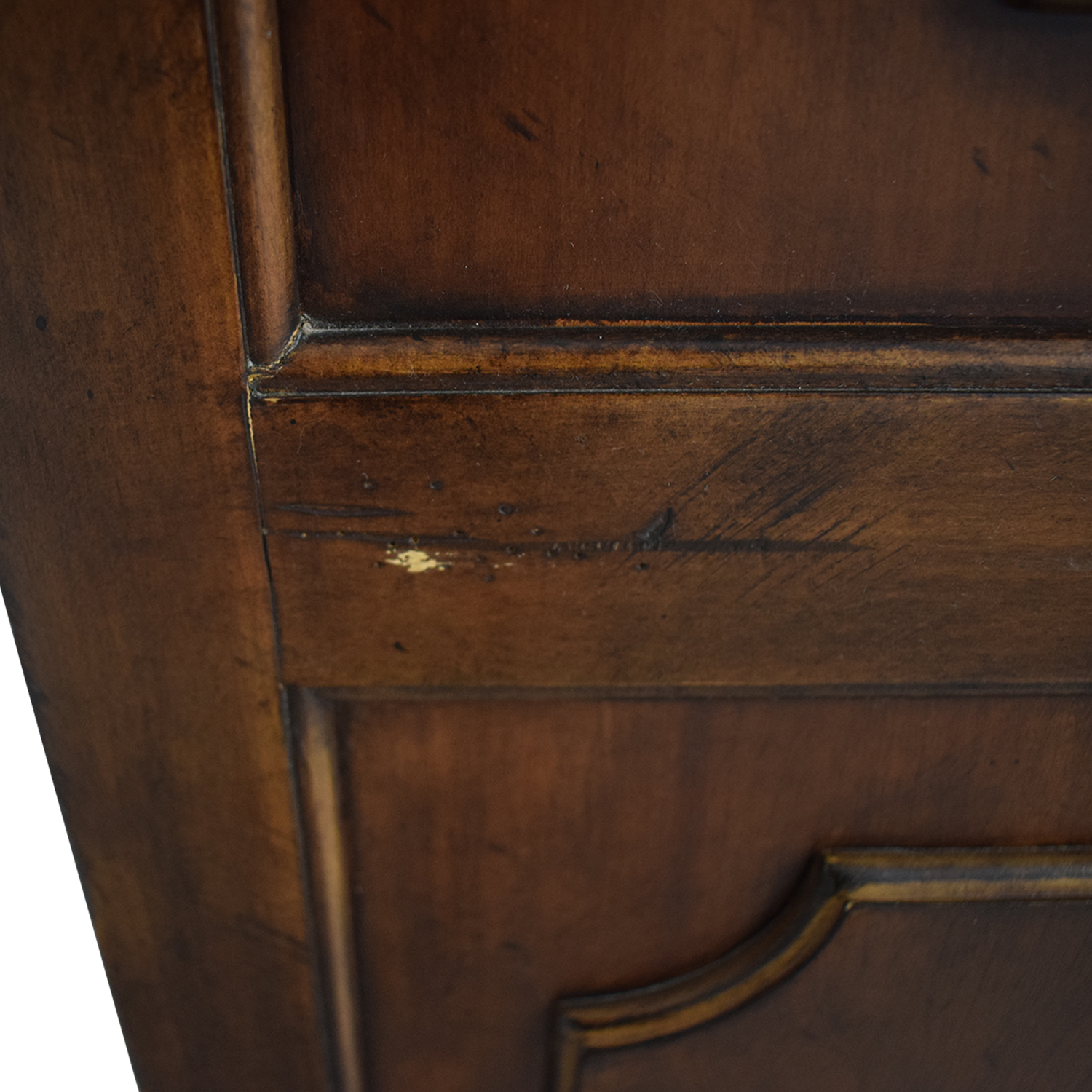Media Wood Armoire second hand