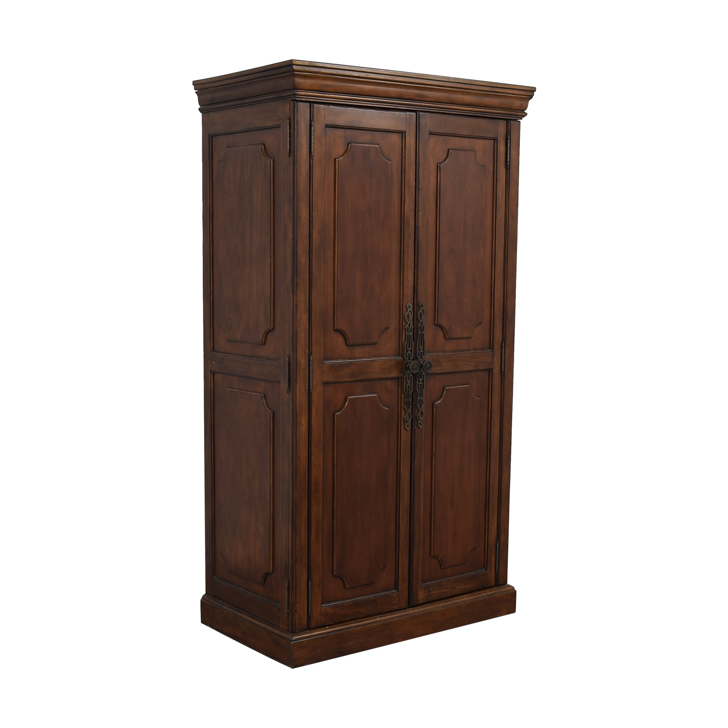 Media Wood Armoire coupon