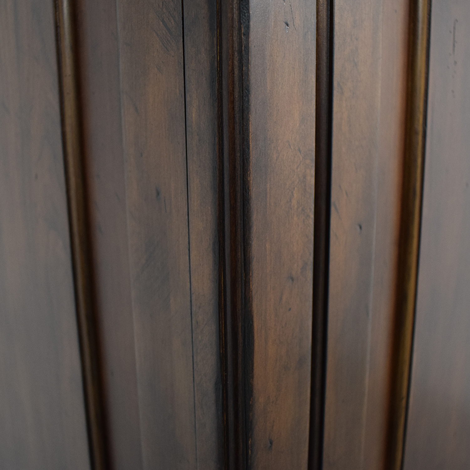 Media Wood Armoire for sale
