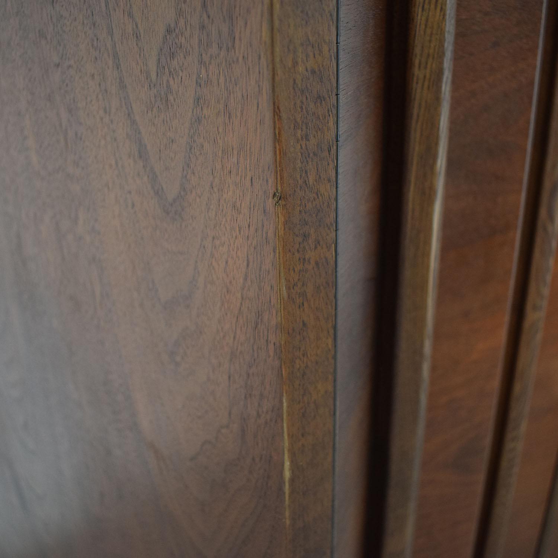 Mid-Century Modern Bureau brown