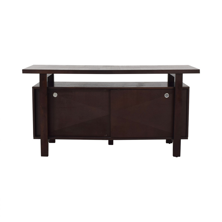 Media Console With Storage dimensions