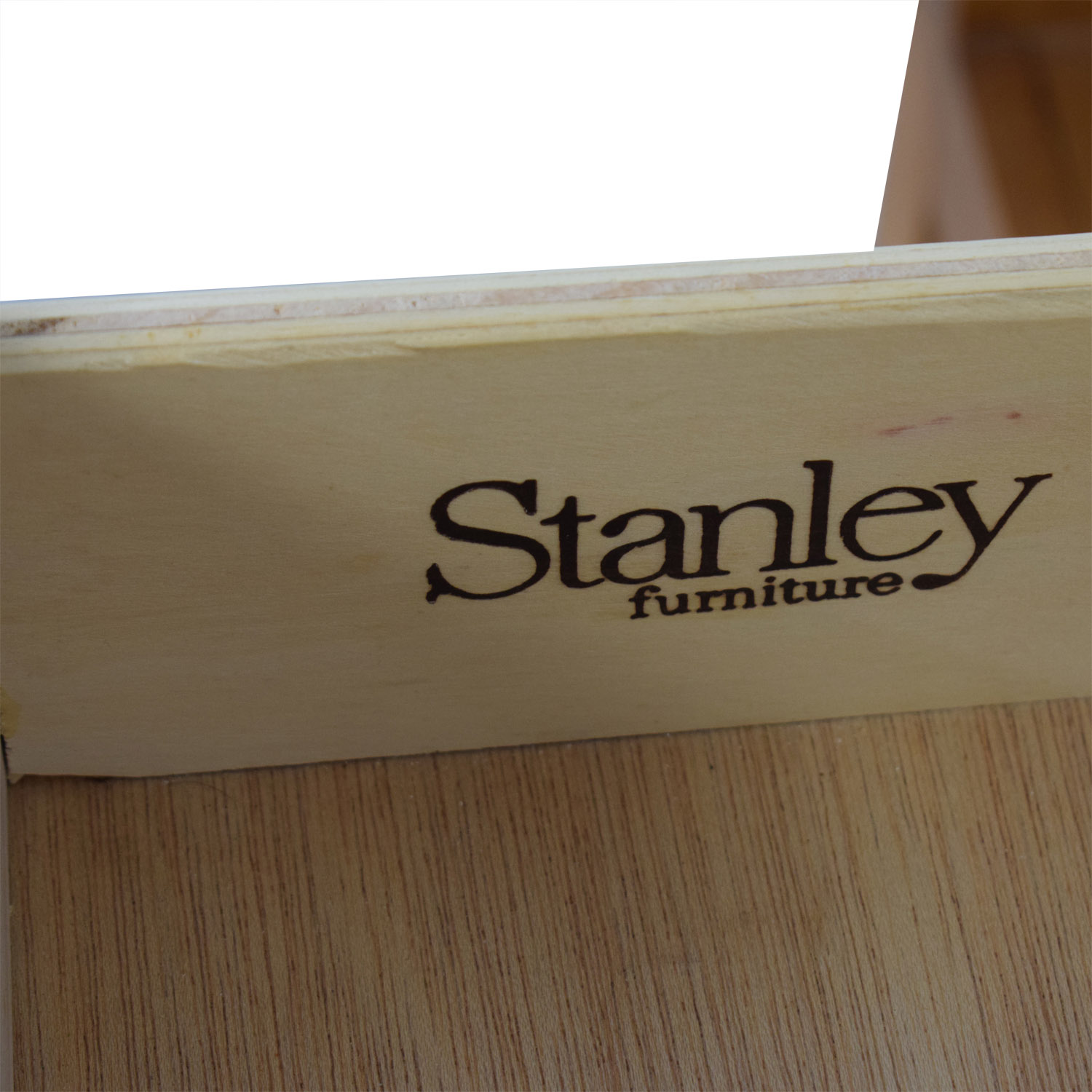 buy Stanley Furniture Two-Drawer Media Unit or Accent Table Stanley Furniture Media Units