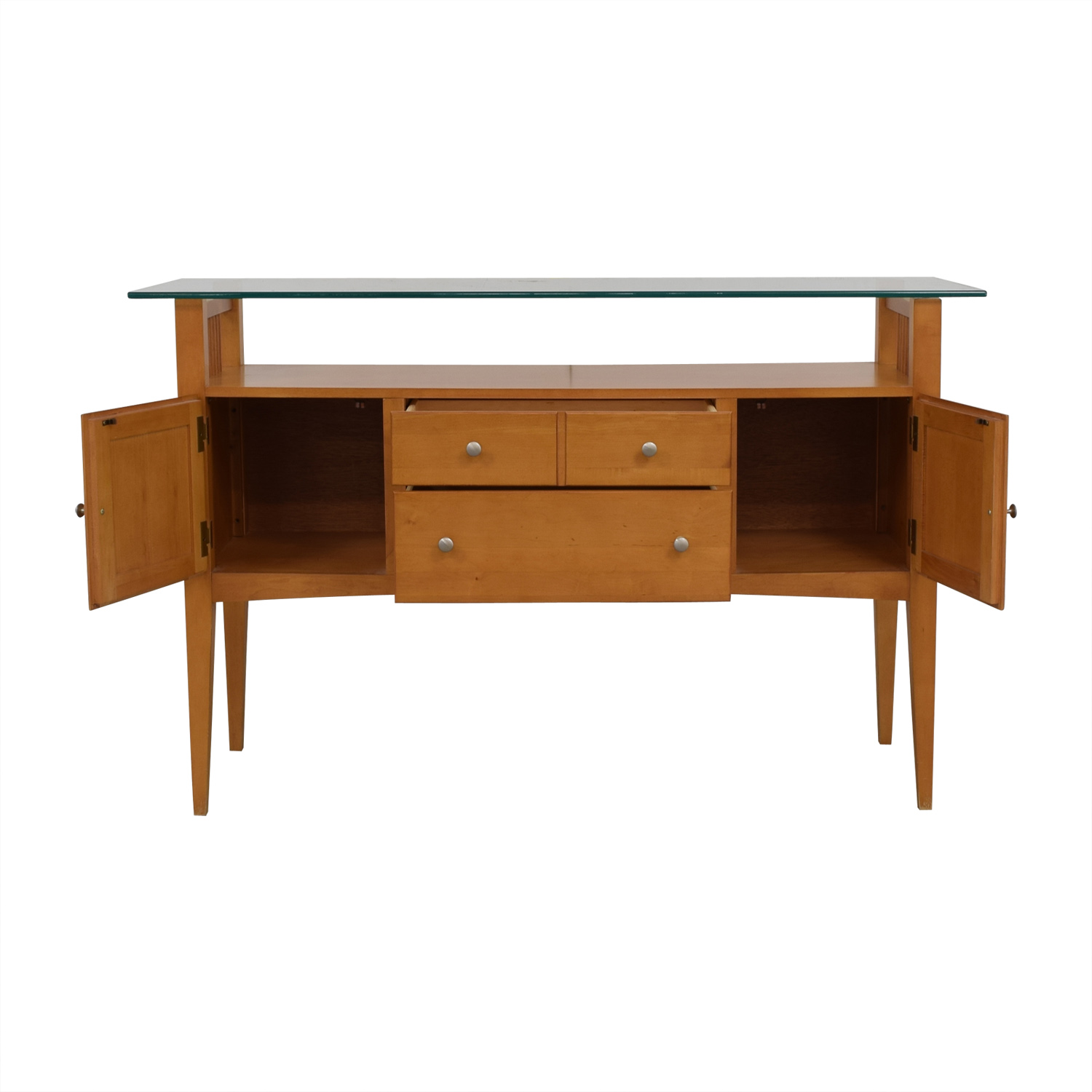 Stanley Furniture Stanley Furniture Two-Drawer Media Unit or Accent Table Media Units