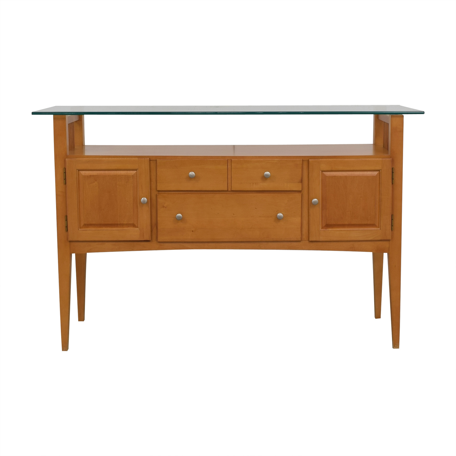 shop Stanley Furniture Stanley Furniture Two-Drawer Media Unit or Accent Table online