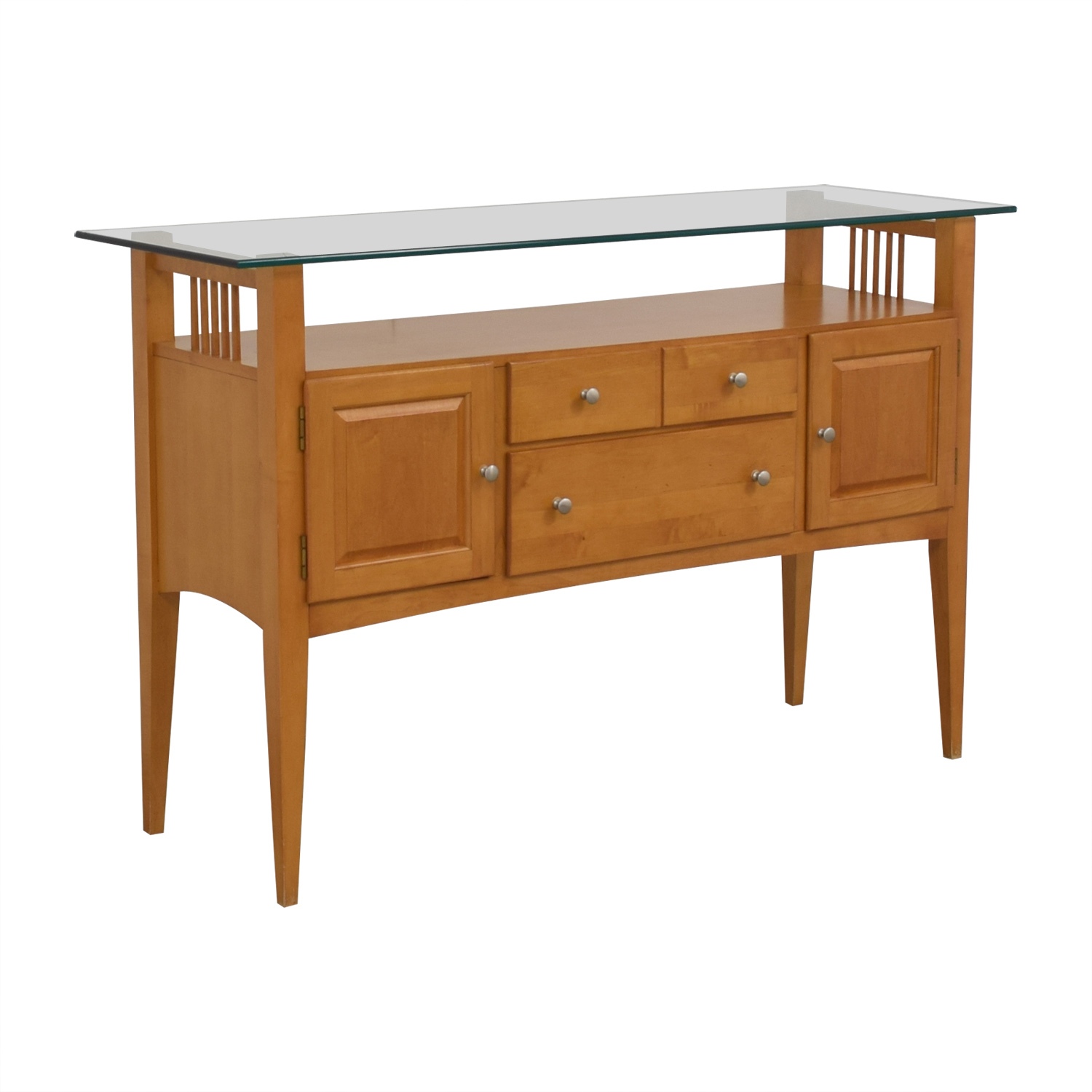 buy Stanley Furniture Two-Drawer Media Unit or Accent Table Stanley Furniture