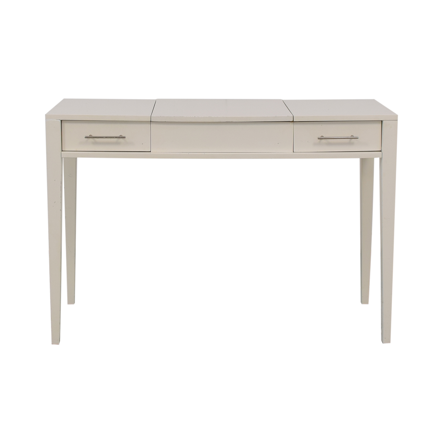 West Elm Narrow Leg Vanity / Tables