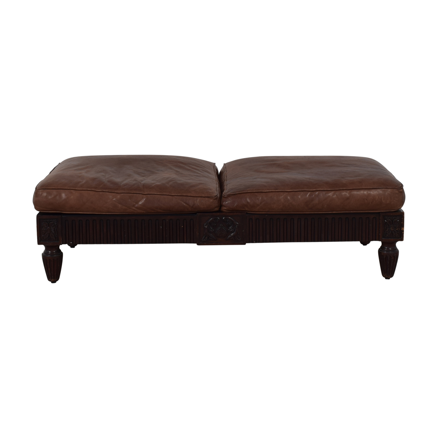 Ralph Lauren Home Ralph Lauren Home Brown Bench price