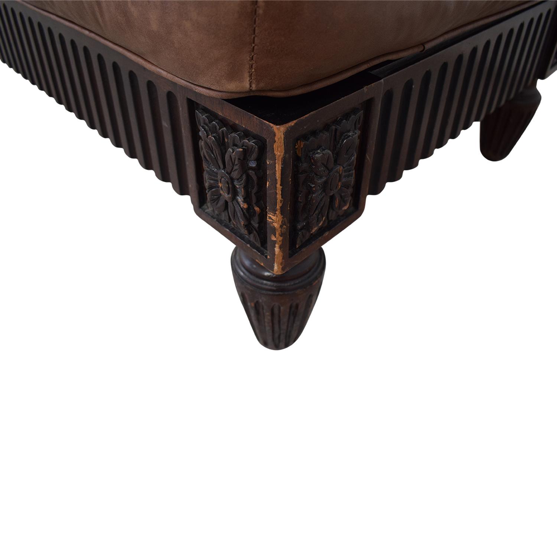 Ralph Lauren Home Brown Bench / Ottomans
