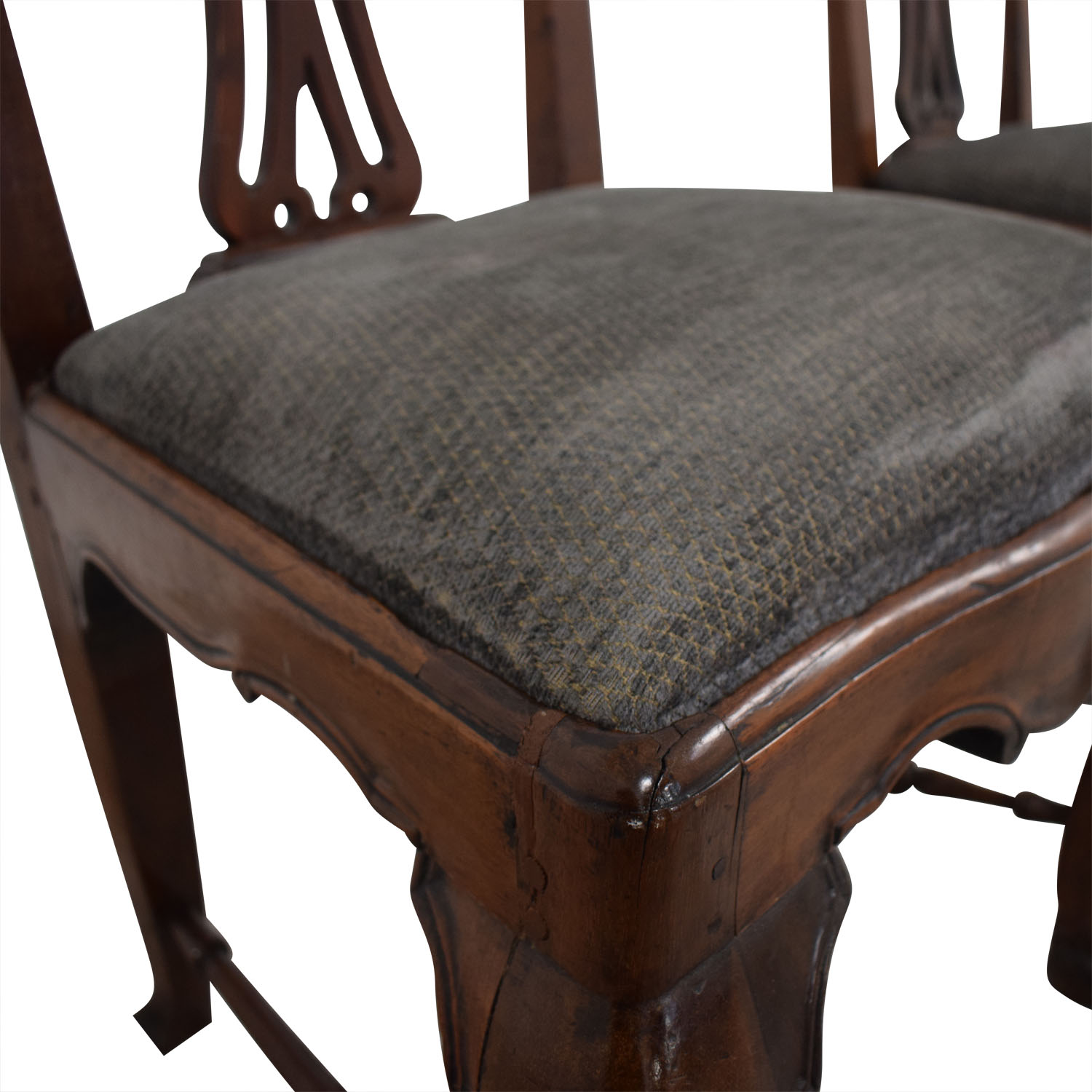 Fabulous 90 Off Vintage Dining Chair Set Chairs Alphanode Cool Chair Designs And Ideas Alphanodeonline