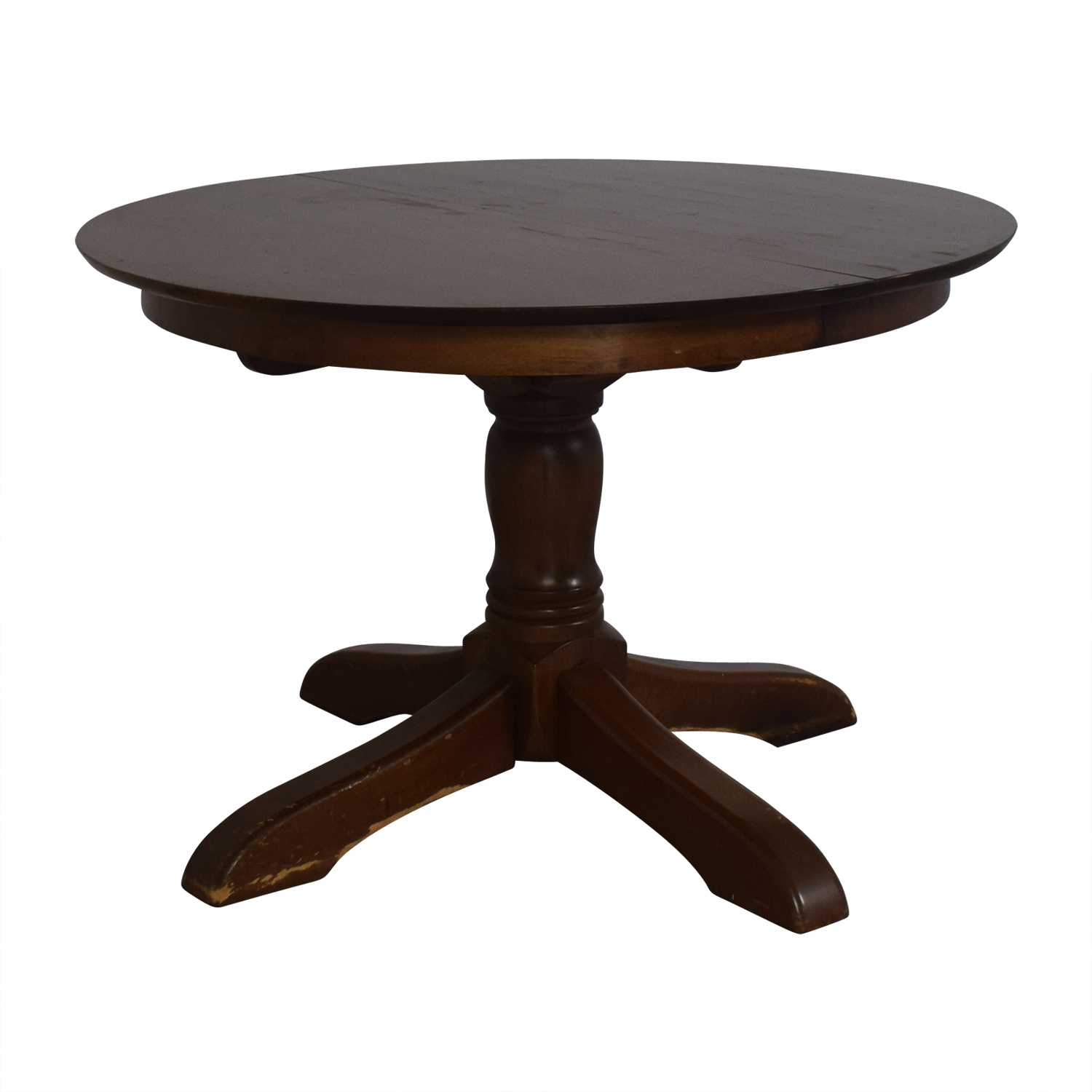 Pottery Barn Pottery Barn Extendable Round Dining Table price