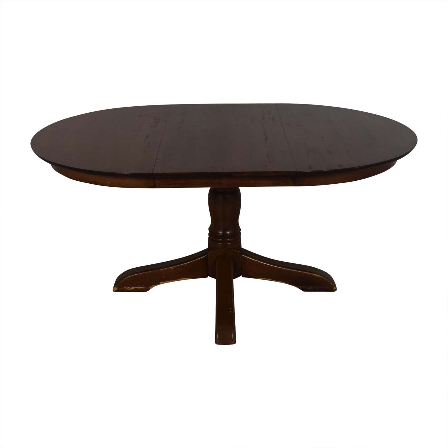 Pottery Barn Pottery Barn Extendable Round Dining Table nyc