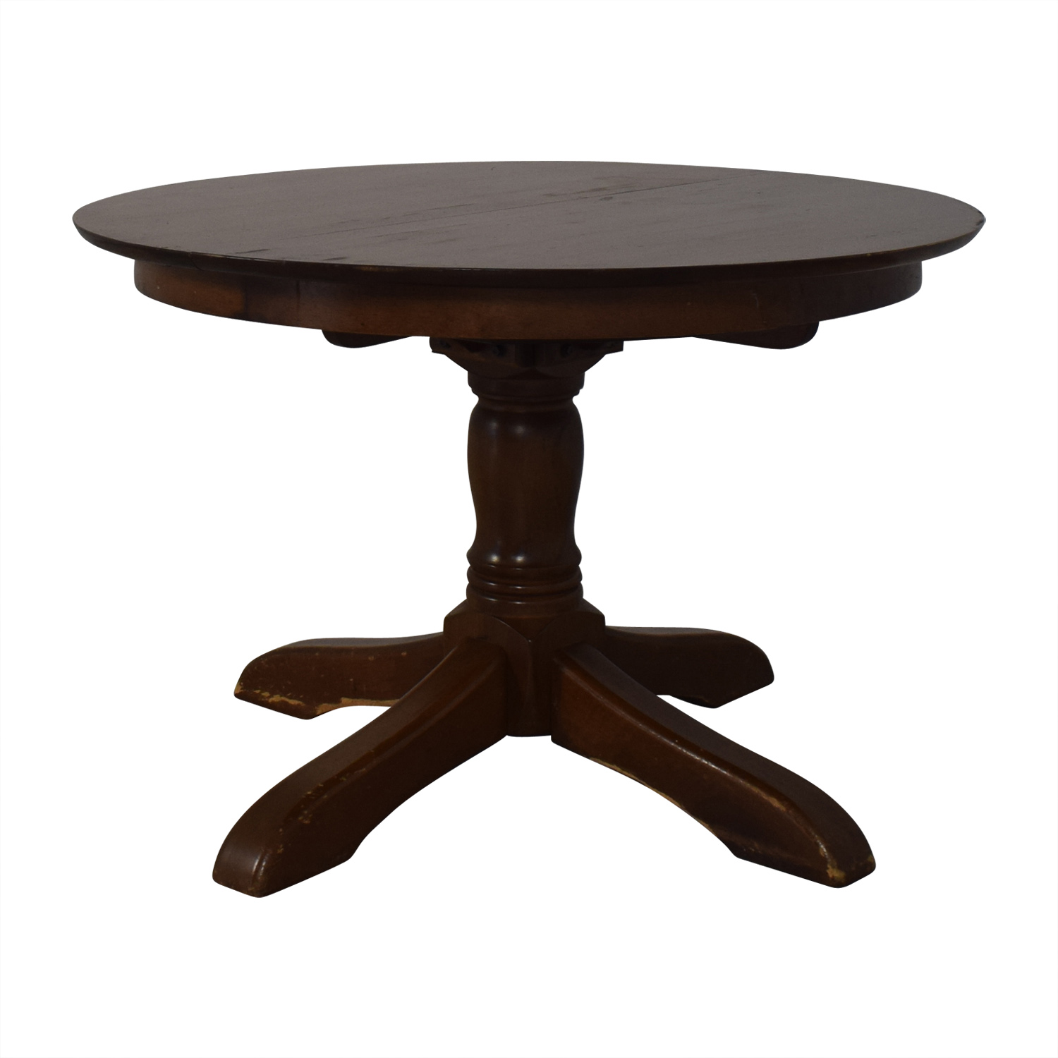 Pottery Barn Pottery Barn Extendable Round Dining Table coupon