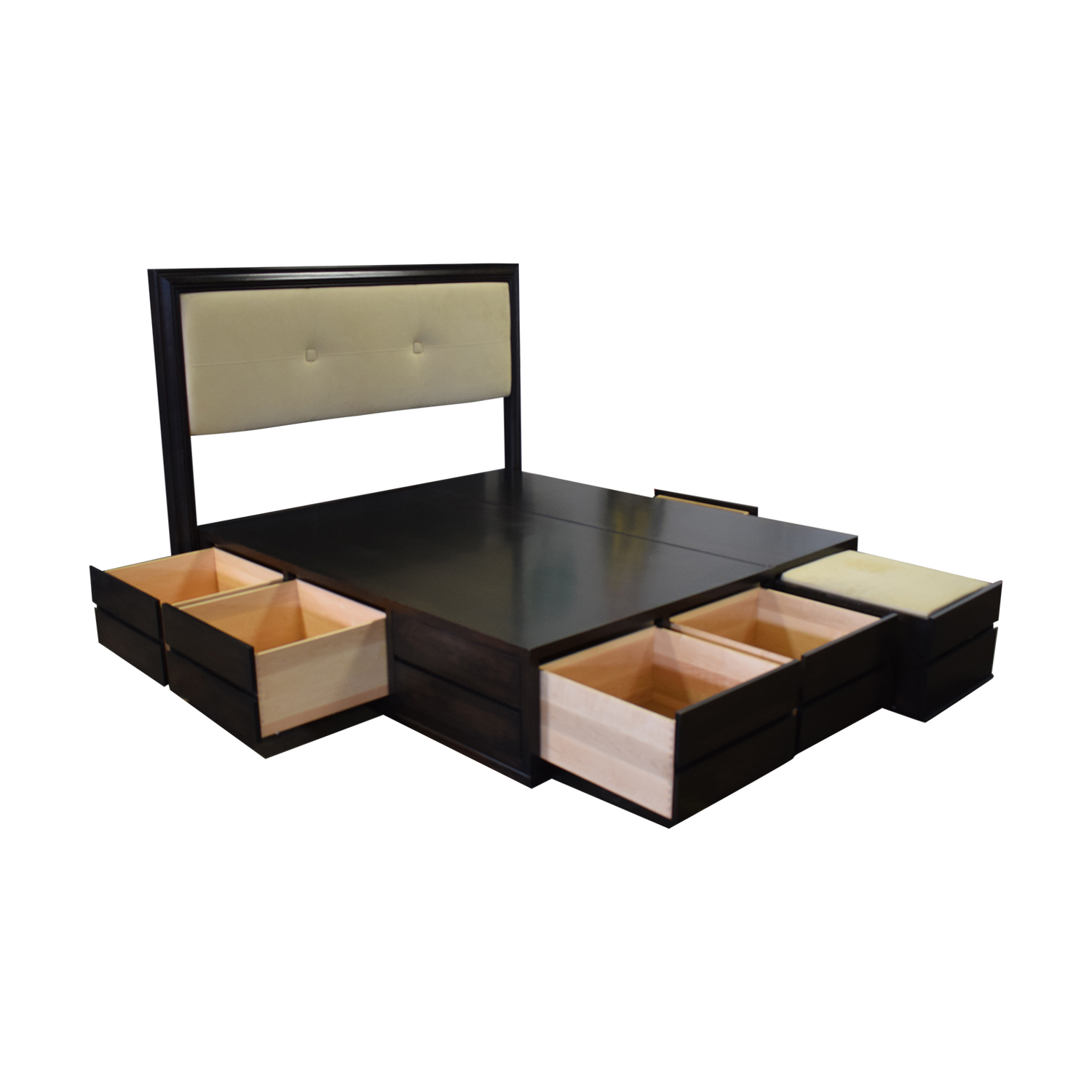 Couture Design Cal King Platform Storage Bed price