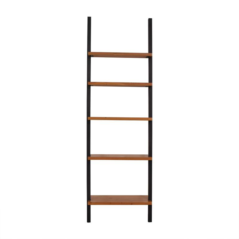 Room & Board Room & Board Gallery Leaning Shelf Storage