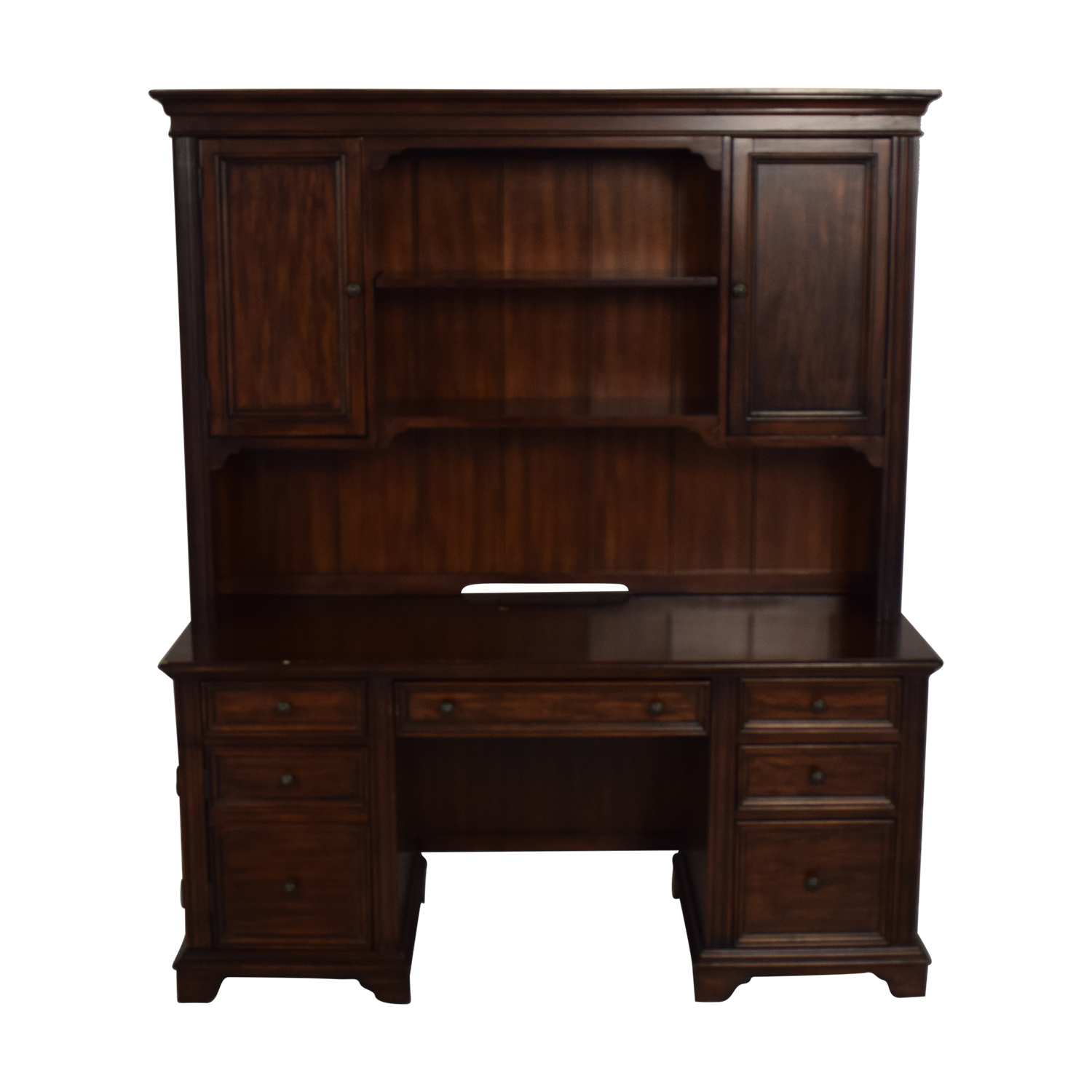 Home Meridian Home Meridian Monarch Credenza Hutch coupon