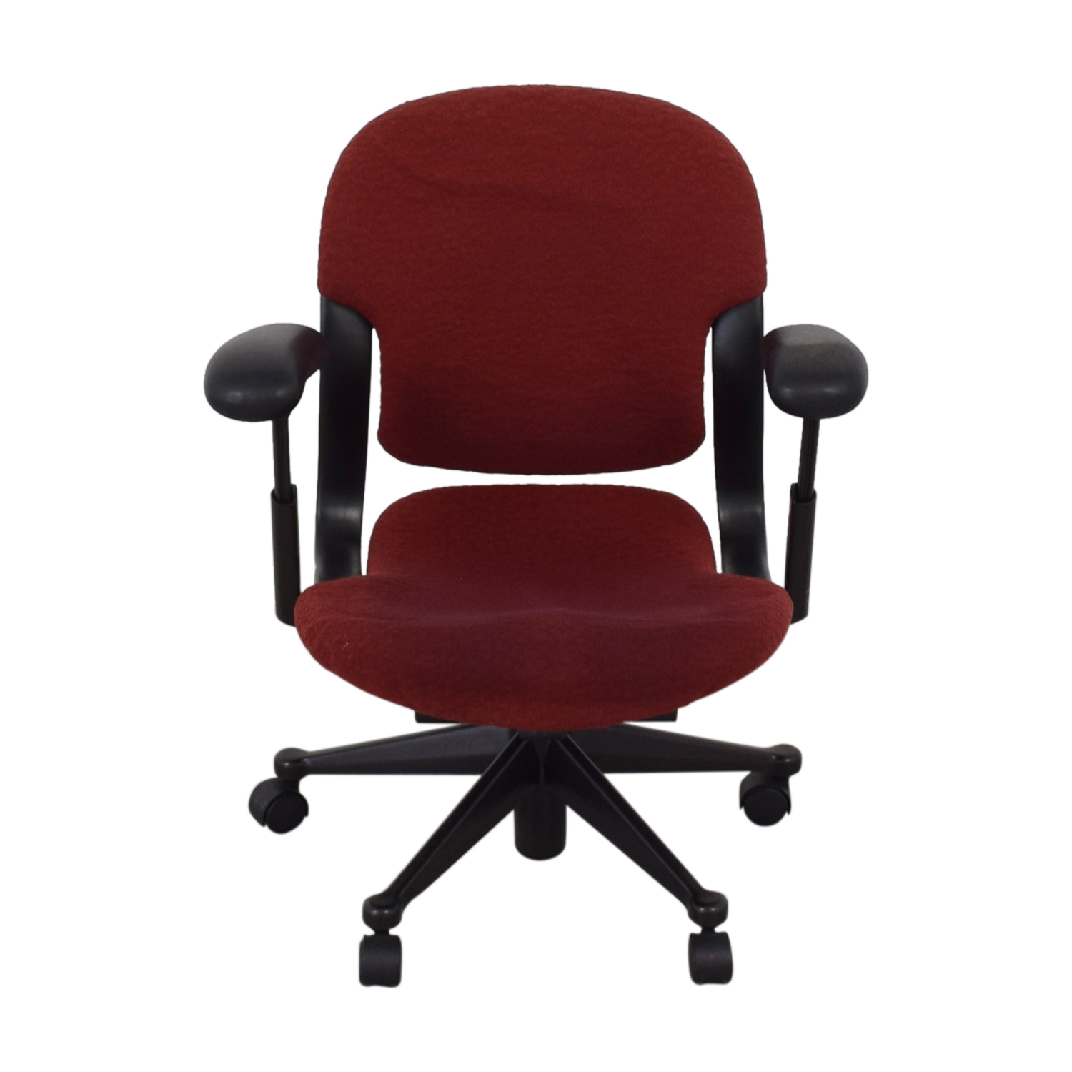 buy Red Office Arm Chair  Chairs