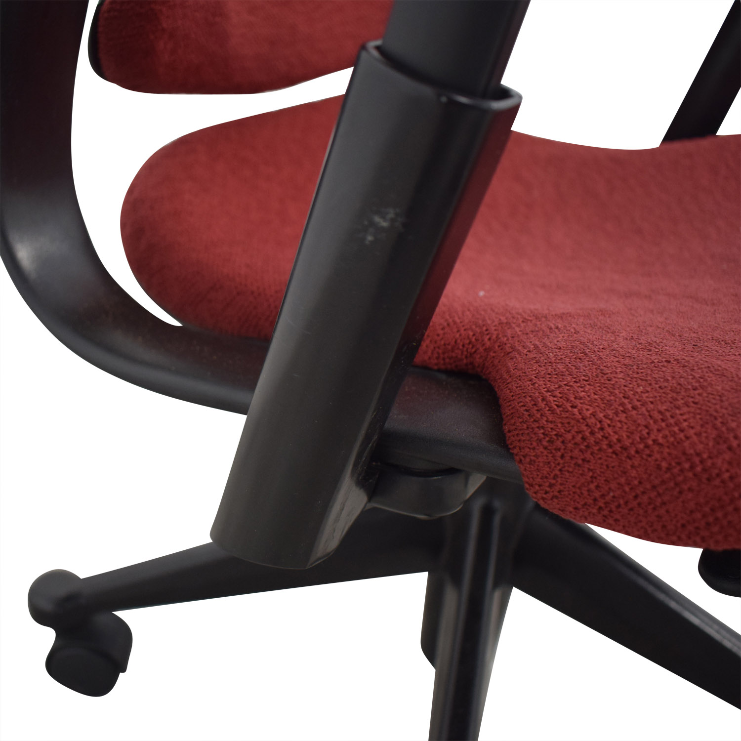 Red Office Chair / Home Office Chairs