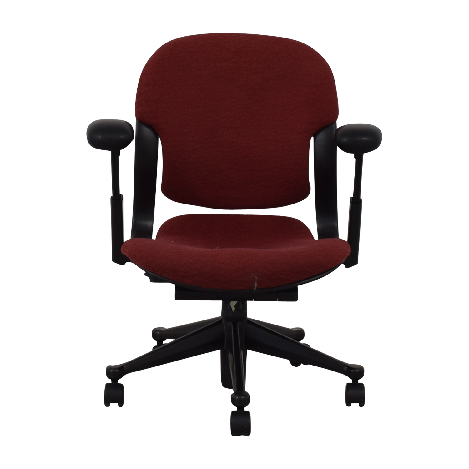 Red Office Chair red
