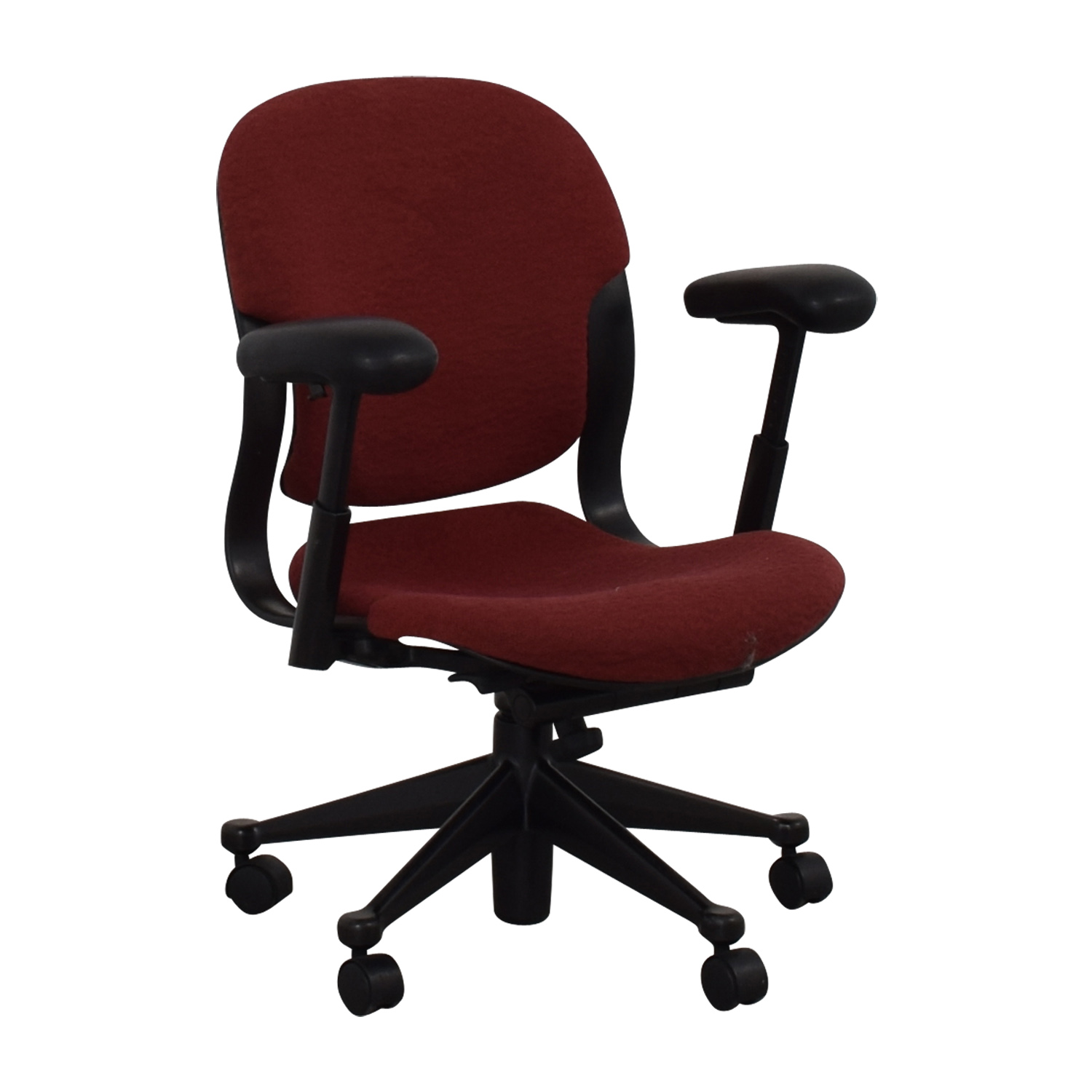 Red Office Chair / Chairs