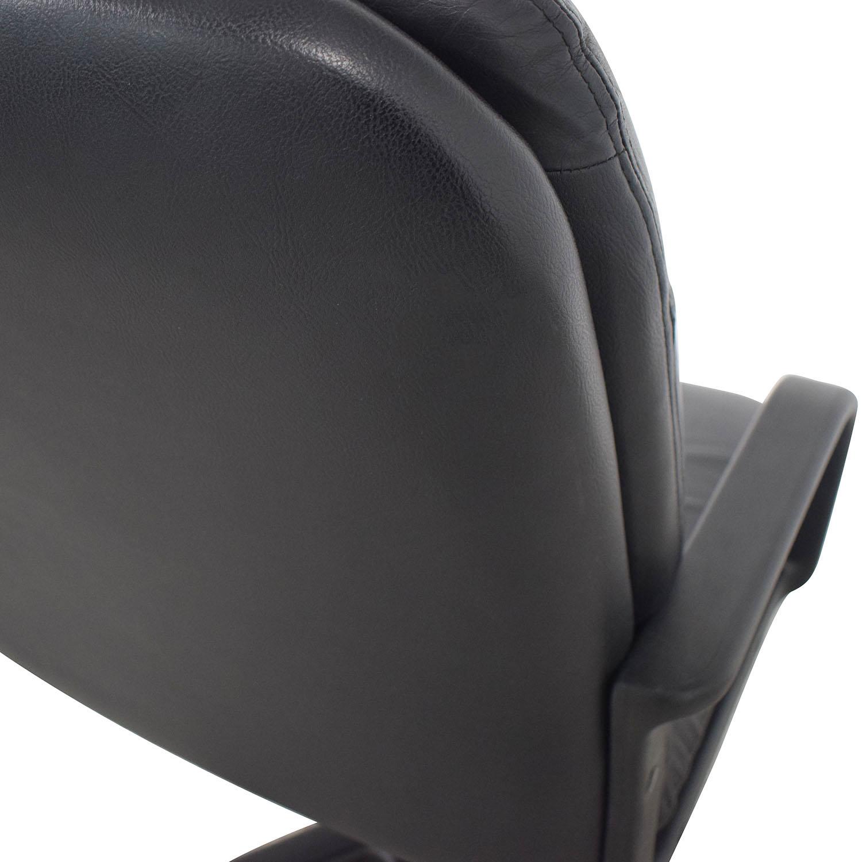 shop  Black Office Arm Chair online
