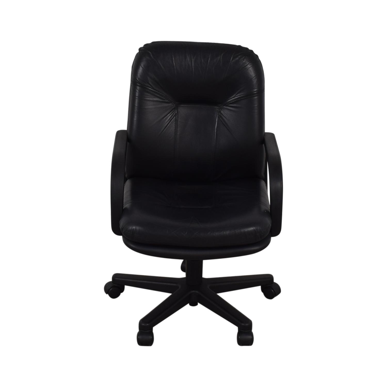 buy Black Office Arm Chair