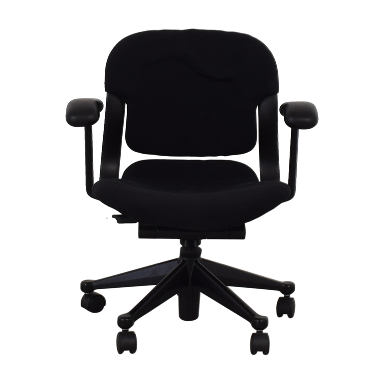 Black Office Chair dimensions
