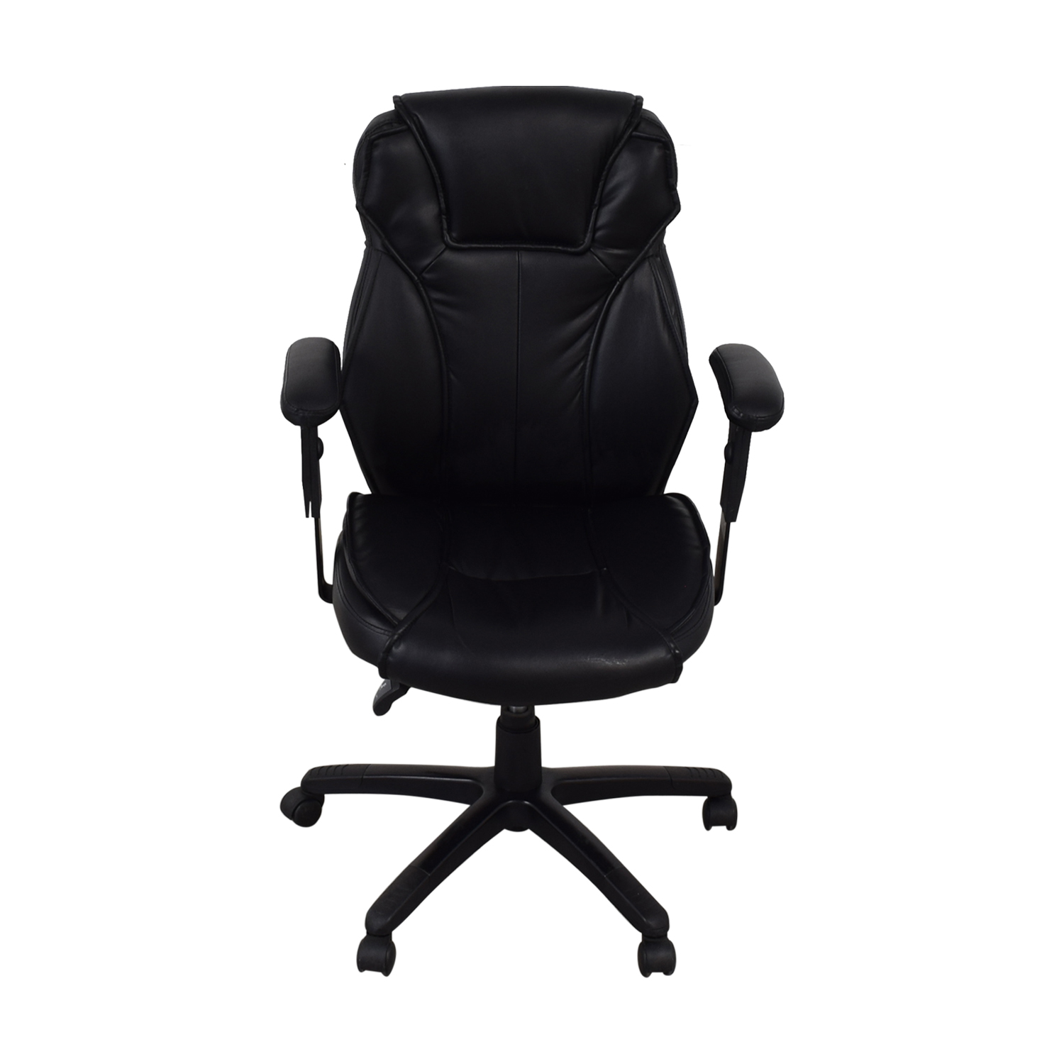 Black Office Chair / Chairs